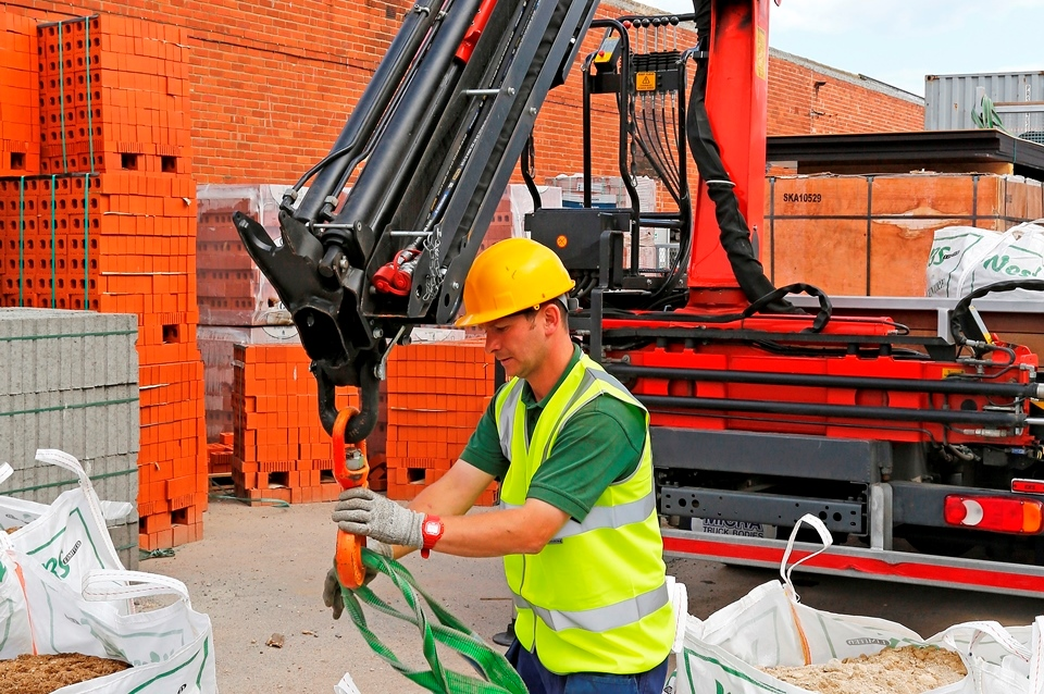 Crane Training for Lorry Loader Operators