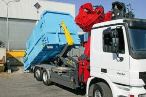 telescopic t20 hook loader
