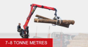 C Series Timber Haulage crane