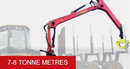 skidder crane m series