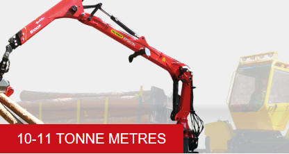 Skidder Crane S Series
