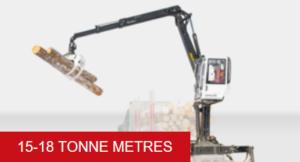 Q Series Timber Haulage crane