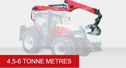 C Series tractor application crane