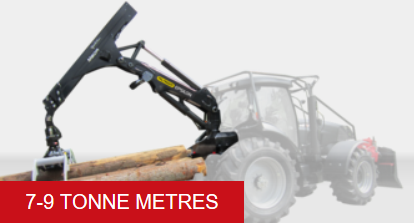 M Series Tractor applications