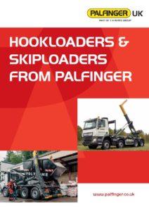 Hookloader and skiploader brochure front cover